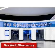 One World Observatory Weekend - Evening